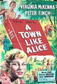 A Town Like Alice Poster 1