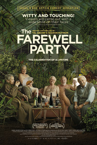 The Farewell Party Poster 1
