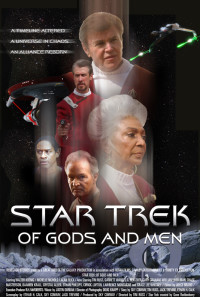 Star Trek: Of Gods and Men Poster 1
