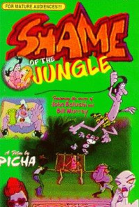 Shame of the Jungle Poster 1