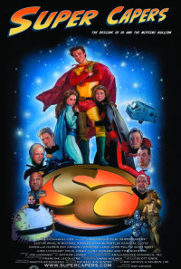 Super Capers: The Origins of Ed and the Missing Bullion Poster 1
