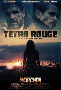 Tetro Rouge Poster 1