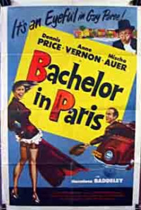 Bachelor in Paris Poster 1