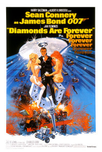 Diamonds Are Forever Poster 1