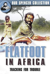 Flatfoot in Africa Poster 1