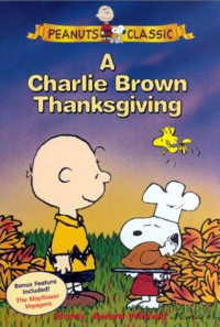 A Charlie Brown Thanksgiving Poster 1