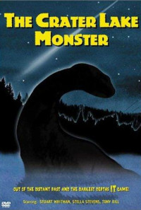 The Crater Lake Monster Poster 1