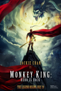 Monkey King: Hero Is Back Poster 1
