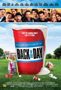 Back in the Day Poster 1