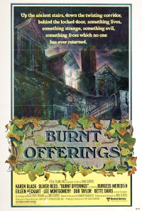 Burnt Offerings Poster 1