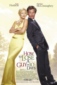 How to Lose a Guy in 10 Days Poster 1
