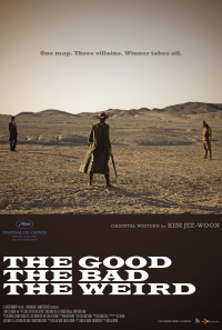 The Good, the Bad, the Weird Poster 1