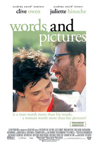 Words and Pictures Poster 1