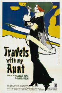 Travels with My Aunt Poster 1