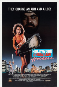 Hollywood Chainsaw Hookers Poster 1