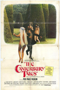 The Canterbury Tales Poster 1
