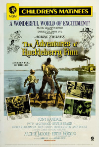 The Adventures of Huckleberry Finn Poster 1