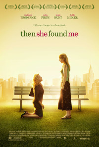 Then She Found Me Poster 1
