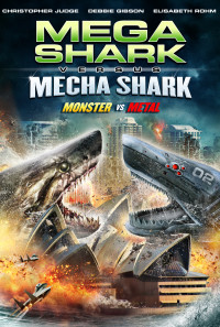 Mega Shark vs. Mecha Shark Poster 1