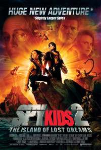 Spy Kids 2: The Island of Lost Dreams Poster 1