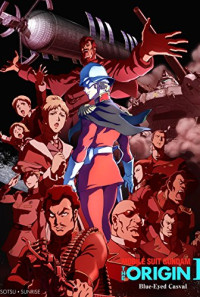 Mobile Suit Gundam: The Origin I - Blue-Eyed Casval Poster 1