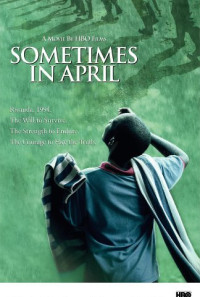 Sometimes in April Poster 1