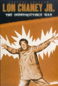 Indestructible Man Poster 1