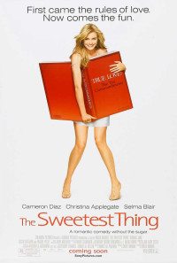 The Sweetest Thing Poster 1