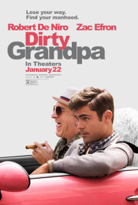 Dirty Grandpa Poster 1