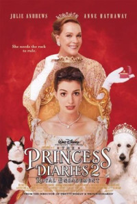 The Princess Diaries 2: Royal Engagement Poster 1