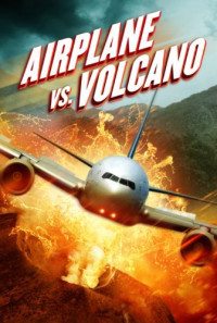 Airplane vs. Volcano Poster 1