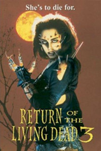 Return of the Living Dead III Poster 1