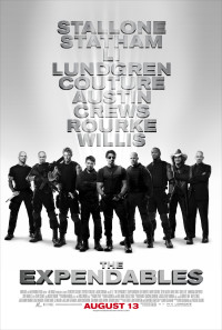 The Expendables Poster 1