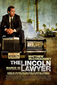The Lincoln Lawyer Poster 1
