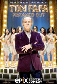 Tom Papa: Freaked Out Poster 1
