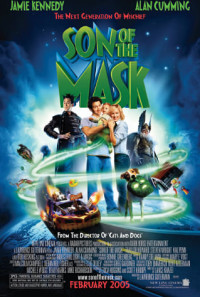 Son of the Mask Poster 1