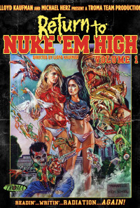 Return to Nuke 'Em High Volume 1 Poster 1