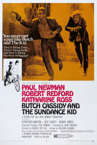 Butch Cassidy and the Sundance Kid Poster 1