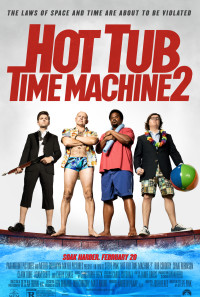 Hot Tub Time Machine 2 Poster 1