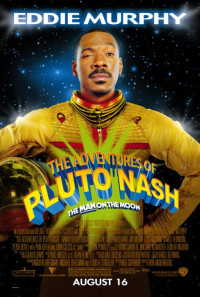 The Adventures of Pluto Nash Poster 1