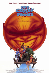One Crazy Summer Poster 1