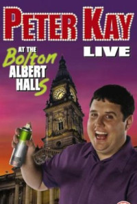 Peter Kay: Live at the Bolton Albert Halls Poster 1