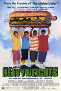 Heavyweights Poster 1