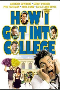 How I Got Into College Poster 1