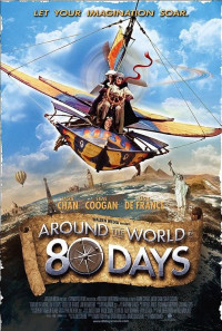 Around the World in 80 Days Poster 1