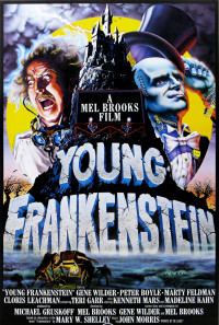 Young Frankenstein Poster 1