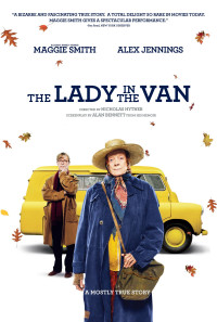 The Lady in the Van Poster 1
