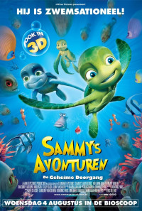 A Turtle's Tale: Sammy's Adventures Poster 1
