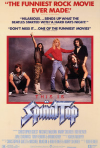 This Is Spinal Tap Poster 1