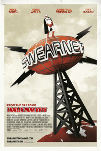 Swearnet: The Movie Poster 1